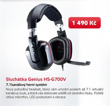 Genius HS-G700V