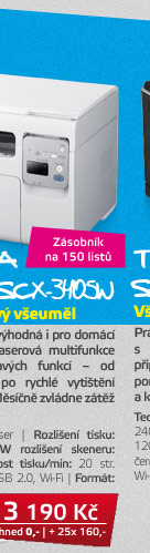 Samsung CLX3185w