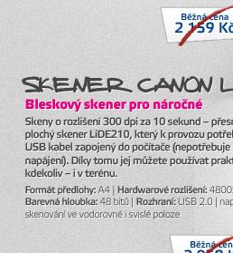 Canon Lide210